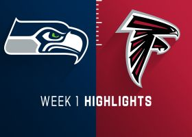 Seahawks vs. Falcons highlights | Week 1