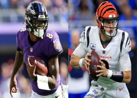 Which QB will have a better in Week 7 matchup: Lamar Jackson or Joe Burrow?