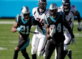 Panthers pounce on fumble for field-flipping 54-yard turnover