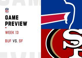 Bills vs. 49ers preview   Week 13