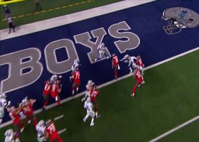 Bruce Anderson makes one big cut to find the end zone
