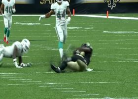 Lil'Jordan Humphrey makes dazzling 43-yard catch over middle