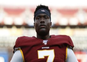 Schrager: Haskins will make a 'giant leap' in Year 2