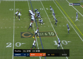 Anthony Miller spins into end zone for first touchdown of 2019