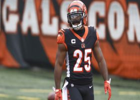 Garafolo: Giovani Bernard should have 'multiple suitors' in free agency