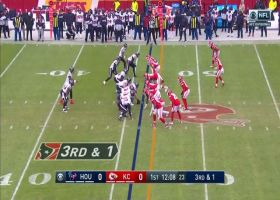 Deshaun Watson's best plays vs. the Chiefs | Divisional Round