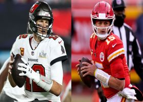Bur-Lesson: Why Tom Brady, Patrick Mahomes are ideal 'Madden' QBs