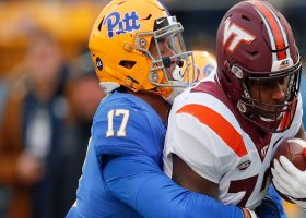 Titans select Rashad Weaver with No. 135 pick in 2021 draft
