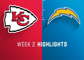 Chiefs vs. Chargers highlights | Week 2