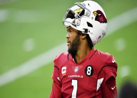 Kyler Murray on his Week 17 availability: 'There's no holding back ... I'm fine'