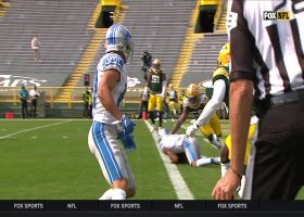 Stafford lasers to Marvin Jones for third-and-goal TD