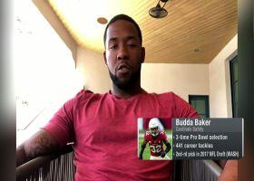 Budda Baker narrates his thinking during DK Metcalf's chase-down tackle