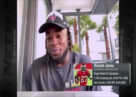 Ronald Jones on Bucs winning Super Bowl LV: 'I still can't believe it'