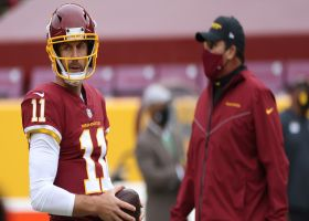 Rapoport recalls 2020 combine chat with Rivera about Alex Smith's NFL future