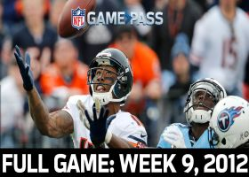 Full NFL Game: Bears vs. Titans - Week 9, 2012 | NFL Game Pass