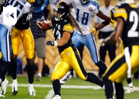 NFL Throwback: Polamalu's ridiculous one-handed interception