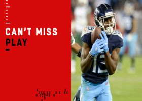 Can't-Miss Play: Taywan Taylor lays out for 44-yard catch