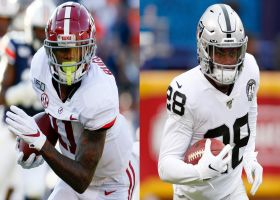 Jeremiah: How Henry Ruggs III will make Josh Jacobs better in 2020