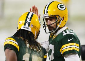 Bur-Lesson: How Rodgers' return impacts Davante Adams' negotiations with Packers