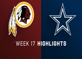 Redskins vs. Cowboys highlights | Week 17