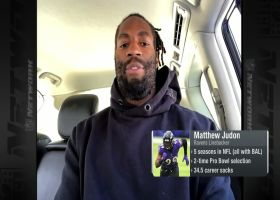 Matthew Judon: Ravens organization knows how to 'reload' talent via draft, free agency