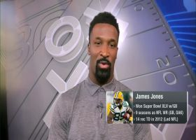 James Jones: 'I told you' Rodgers would come back to Packers for '21