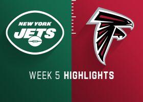 Jets vs. Falcons highlights | Week 5