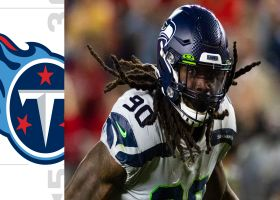 Pelissero: Titans 'continue to monitor' Clowney in free agency