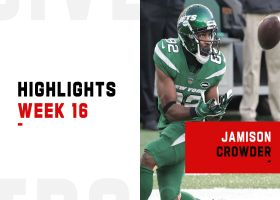 Jamison Crowder's best plays from 2-TD game | Week 16