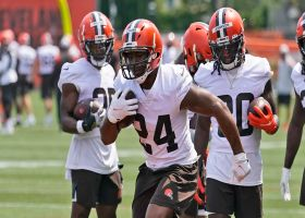 Rapoport: Browns, Nick Chubb agree to $36.6M contract extension