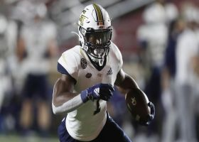 Jaguars select Jalen Camp with No. 209 pick in 2021 draft