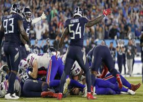 Can't-Miss Play: Tennessee Tough! Titans' D prevails with game-winning stop on fourth down