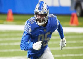 Rapoport: Lions, Romeo Okwara agree to three-year, $39M contract