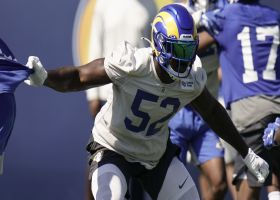 Wyche: Rookie Terrell Lewis to have key pass-rushing role for Rams in 2020