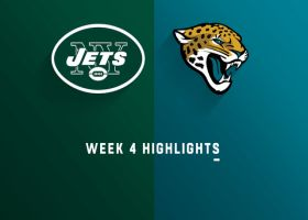 Jets vs. Jaguars highlights | Week 4