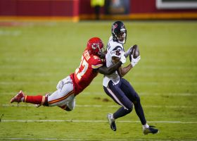 Will Fuller makes great adjustment on 31-yard grab