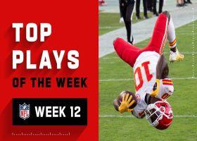 Top plays of the week | Week 12