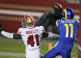 Can't-Miss Play: Reynolds evades defender to haul in Goff's 40-yard TD heave