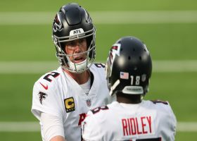 Which players will be asked to step up for Falcons without Julio Jones? | 'NFL Total Access'