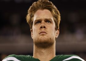 Kim Jones: Sam Darnold working out with teammates in Florida