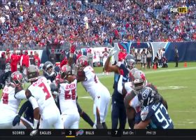 Malcolm Butler's INT of Winston sets up Titans with great field position