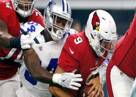 Randy Gregory uses nasty spin move for sack