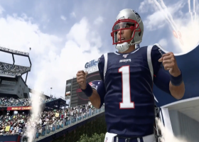 'Madden 20' First Look: Cam Newton on the Patriots