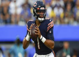 Rapoport: Expect more reps for Justin Fields vs. Bengals in Week 2