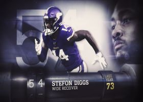 'Top 100 Players of 2020': Stefon Diggs | No. 54