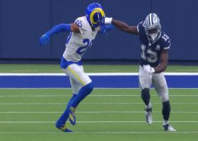 Ramsey gets got! Gallup overpowers CB for 24 yards