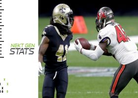 Next Gen Stats: How Bucs capitalized on takeaways to advance to NFC Championship Game