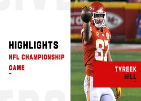 Travis Kelce's best catches from 2-TD game | AFC Championship Game