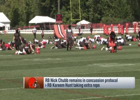 Kinkhabwala: Browns' offense will 'start with the run game'