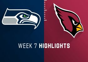 Seahawks vs. Cardinals highlights | Week 7